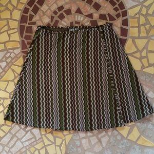Soda Blu retro mini skirt